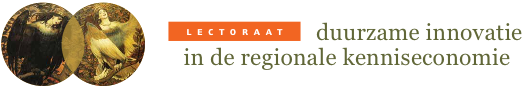Lectoraat, duurzame innovatie in de regionale kenniseconomie