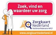 Zorgkaart Nederland haalt waarderingen op