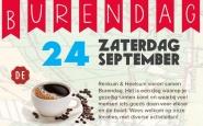 Wij doen mee met de Burendag Estafette op 24 september