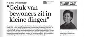Helma Willemsen in de Laatste Schakel