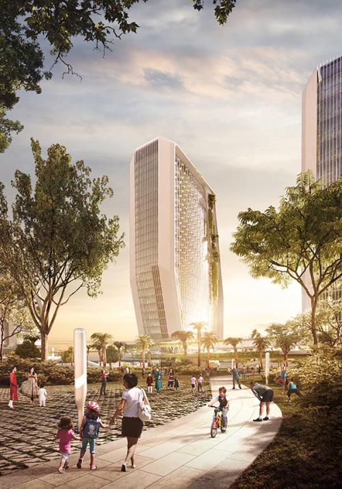 Bangalore's Garden City of the 21st Century