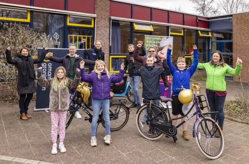Omarm Groningen presenteert film en nieuwsbrief