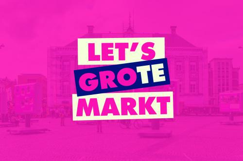 Praat mee over de Grote Markt