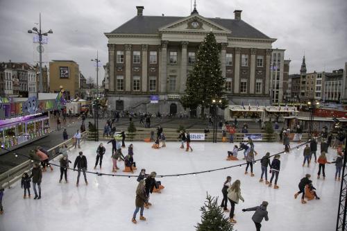 In de kerstvakantie geen Nieuwsbrief Zuid