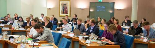 Word Gast van de Raad bij laatste raadsvergadering in 'nieuwe' raadzaal