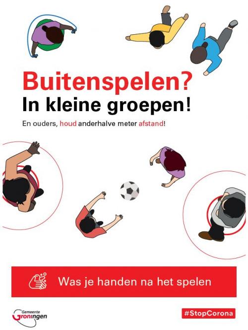 Nieuwe noodverordening van kracht in Veiligheidsregio Groningen
