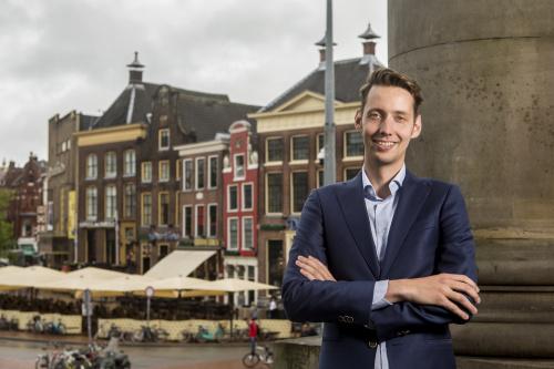 Wijkwethouder Gijsbertsen heeft nieuwe baan