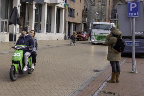 Strengere regels voor deelscooters in toekomst