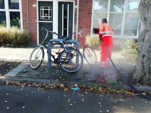 Gemeente Groningen blijft chemievrij werken