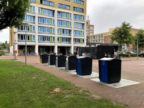 Gemeente Groningen krijgt voorlopig geen diftar