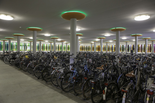 600 extra fietsparkeerplekken bij station Europapark
