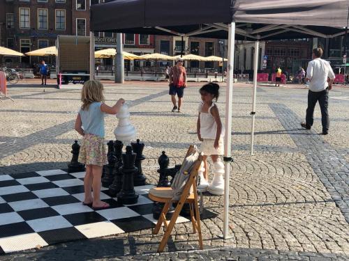 Gemeente wil speelplekken in binnenstad in kaart brengen