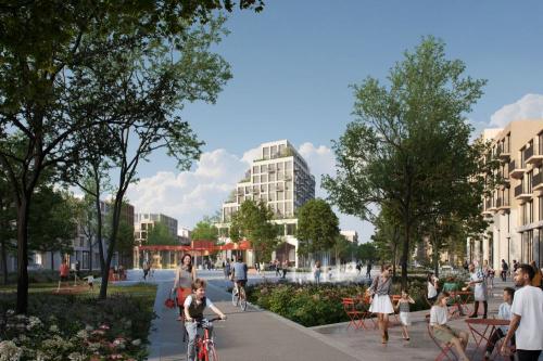 Raad steunt plannen voor nieuwe wijk Suikerzijde