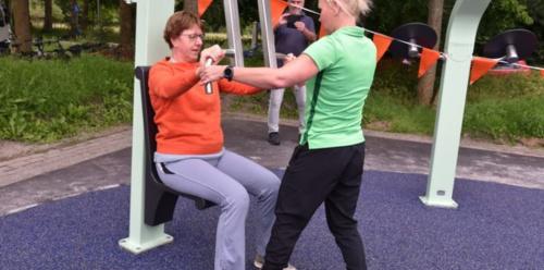 Lekker bewegen tijdens de Nationale Sportweek