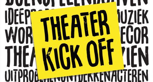 Kom 8 september naar de Theater Kick-Off van VRIJDAG