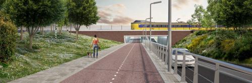 Helperzoomtunnel gaat 3 april 2020 open voor verkeer