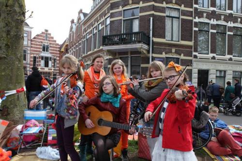 Plekje zoeken op Vrijmarkt Koningsdag kan vanaf 07.00 uur