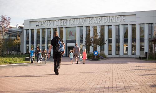 Sportcentrum Kardinge bijna afgeschreven: renoveren of nieuwbouw?