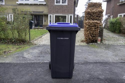Ophaaldagen oud papier vanaf maandag 8 februari te vinden op digitale afvalwijzer