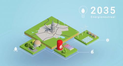 Gemeente maakt energietransitieplan voor o.a. Selwerd, Paddepoel, Reitdiep en Vinkhuizen