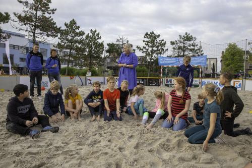 Beachweek Haren officieel van start