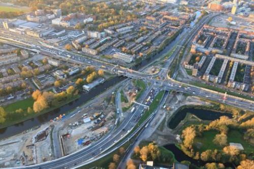 A28 vanaf Groningen richting Assen een weekend dicht